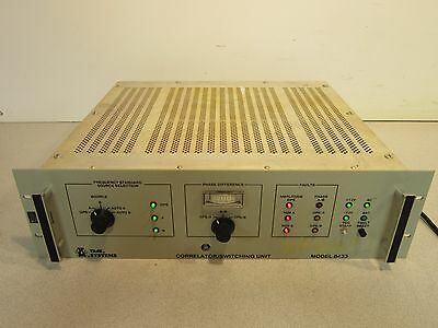 Trak Systems Correlatorswitching Unit 8433 Powers On Nsn 6625012820557 Deal