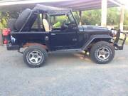 FJ40 SWB Toyota 1976 Model 350 Chev Motor 4 Speed Collinsville Whitsundays Area Preview
