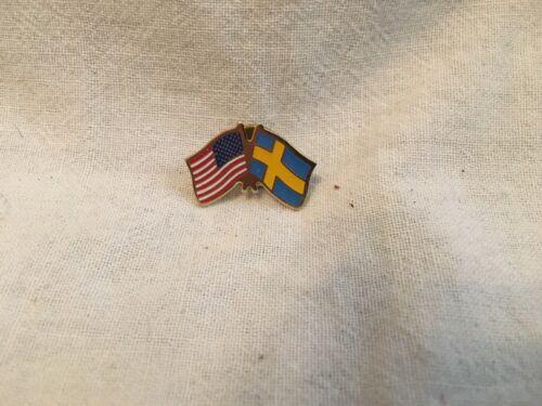 American Swedish metal enamel pin hat lapel vest jacket Mamma Mia