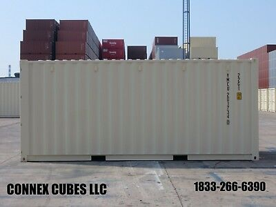 Brand New 20 Shipping Container For Sell In Dallas Tx