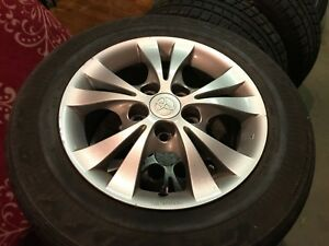 Mags Toyota Camry 205/65R15