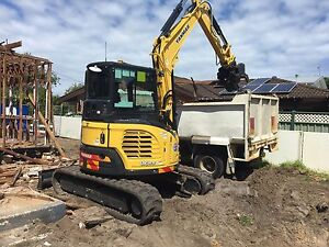 JERRY'S EXCAVATIONS PTY LTD Newcastle Area Preview