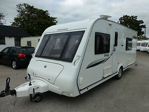 2009-Compass-Omega-540-4-Berth-Fixed-Bed-End-Washroom-Touring-Caravan