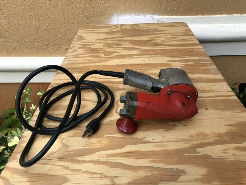 Vintage Milwaukee Electric Lock Hammer 22 Thru 30  GA