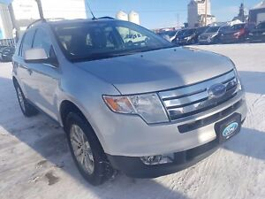 2010 Ford Edge Limited Heated Leather Seats, PST Paid