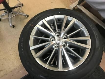 Toyota Corolla 2014 Rims 16 Inch Wheels Tyres Rims Gumtree