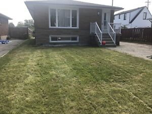 Mohawk and upper gage 3 bedroom house (basement) rented