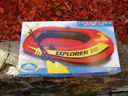 Kids Paddle Boat. Explorer 200 Croydon Maroondah Area Preview