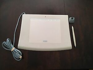 Wacom Graphics Tablet for Sale