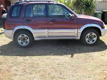 1999 Suzuki Grand Vitara Wagon  2.4 V6 SWAP Aldinga Beach Morphett Vale Area Preview