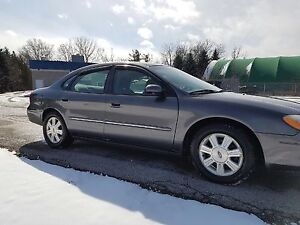 2003 Taurus LX Cert and E tested 166,000 km