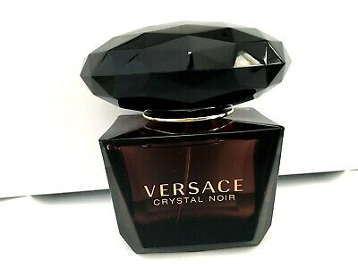 Versace Crystal Noir 3.0 oz/ 90ml Spray Eau De Toilette BRAND NEW FROM DILLARD'S