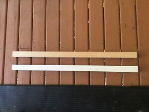 Stair railing posts