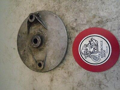 BSA  TRIUMPH REAR BRAKE PLATE FOR CONICAL HUB 37 3856