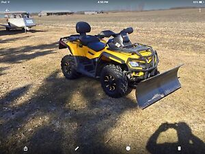 2012 Can Am Outlander 800 Max XT