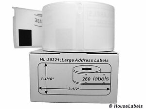 6-Rolls-of-260-Lg-Address-Labels-in-Mini-Cartons-for-DYMO-LabelWriter-30321