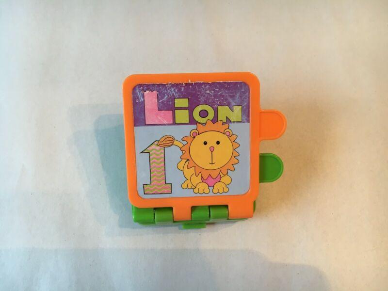 Evenflo Exersaucer Mega Circus Flip Book Replacement Toy