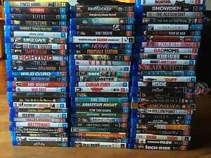 80 New Release Blu-rays Cronulla Sutherland Area Preview