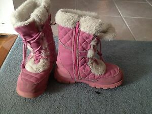 Girl winter boots