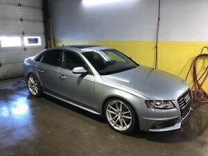 2010 Audi a4 2.0T look s4
