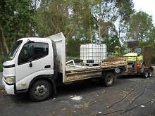 Hino Dutro Tipper Truck & Ammann Roller Elimbah Caboolture Area Preview