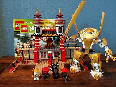 LEGO Ninjago Temple of Light (70505) with Minifigures