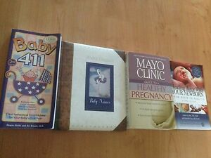 Pregnancy/Newborn Books