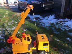 Bruder truck- crane German high quality