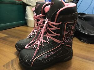 FXR skidoo boots (woman's size 10)