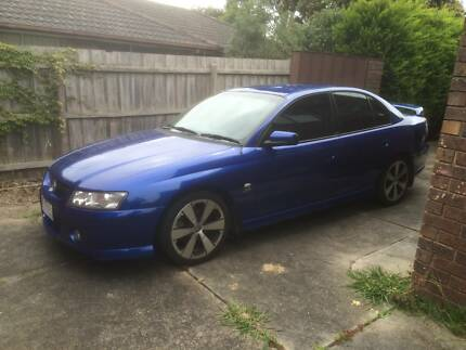 Sporty 2006 VZ SV6 Commodore Blue with addons Melbourne CBD Melbourne City Preview