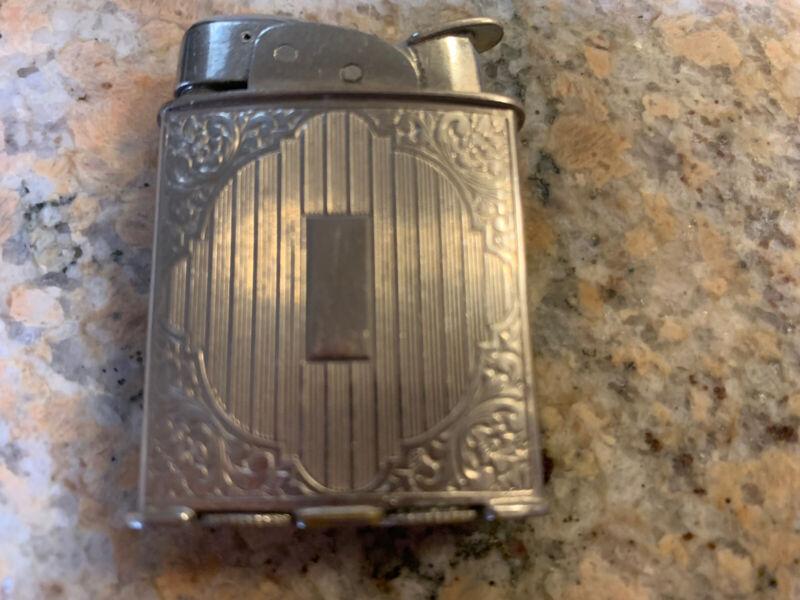 """Vintage Evans No. 19023 Cigarette Lighter June 12 1952"""""""