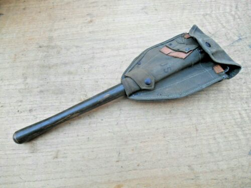 VIETNAM ERA CARRIER INTRENCHING TOOL , SHOVEL