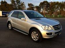 2005 Mercedes-Benz ML Wagon Newcastle 2300 Newcastle Area Preview