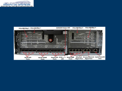 Netapp X90-fas8060-cntlr-r6 Spare Controller 111-02043 For Fas8060 Fas8060a