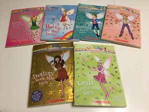 6 Rainbow Magic Fairy books $10 for all 6!