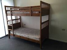 Bunk Bed, with mattress Hornsby Hornsby Area Preview