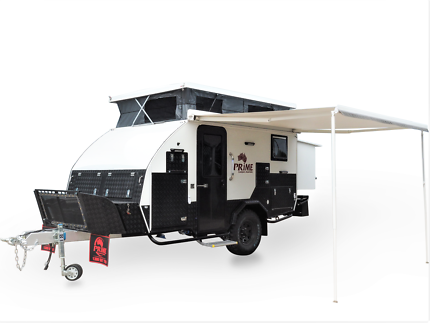 MIGHTY 2 12 ft OFF ROAD HYBRID CARAVAN Wingfield Port Adelaide Area Preview