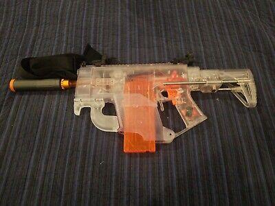 Nerf STRYFE/Worker SWORDFISH Kriss Vector Blaster