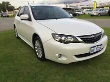 2008 Subaru Impreza Hatchback manual awd low kilometers Maddington Gosnells Area Preview