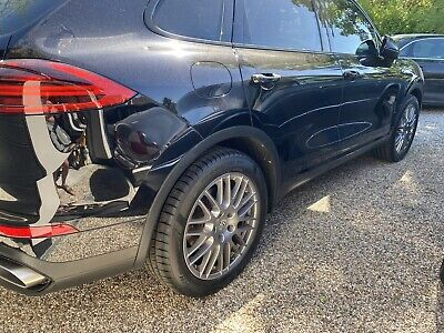 "Porsche Cayenne Alloy Wheels & Tyres 20"""