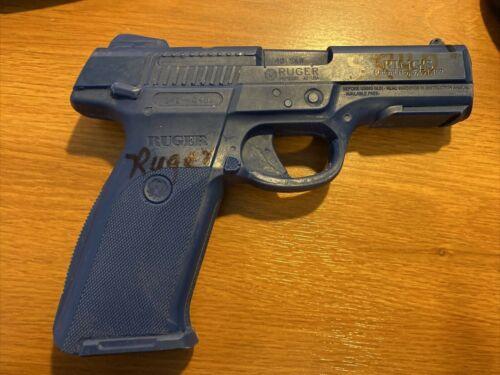 Rings Blue Gun Ruger SR40