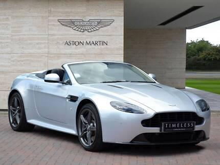 2008 Aston Martin V8 Convertible