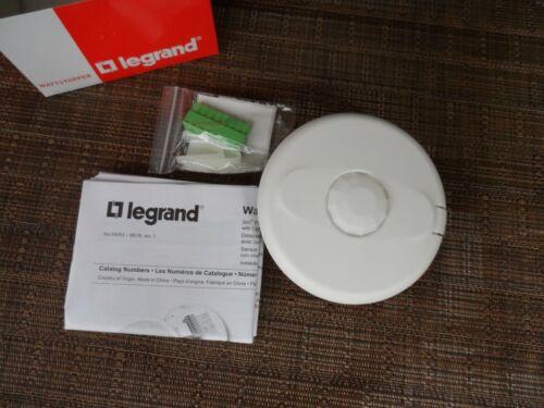 1 NIB Wattstopper Legrand Ceiling Occupancy PIR Sensor 360 deg CI-300-1 White