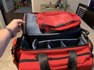 First Aid  / Paramedic Bag - Pacific Emergency Packs