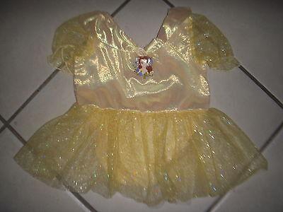NCESS BELLE Baby DRESS 18M HALLOWEEN COSTUME Infant Girl (Belle Baby Halloween Kostüm)