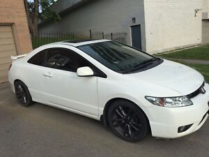 2008 Honda Civic Coupe EX-L Manual