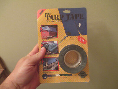 Tarp Tape 2 X 35 - Silver - Made By Bac