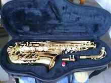 Alto Sax  JAS769GL Intermediate Mitchelton Brisbane North West Preview