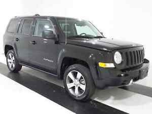 2017 Jeep Patriot HIGH ALTITUDE | NAVI | SUNROOF | HEATED LEATHE