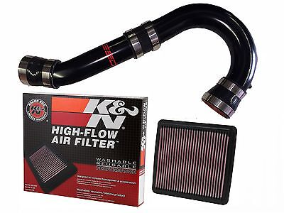 Fits 2016 Subaru Forester SSD KN COLD AIR INTAKE CAI BLACK all 25 Models